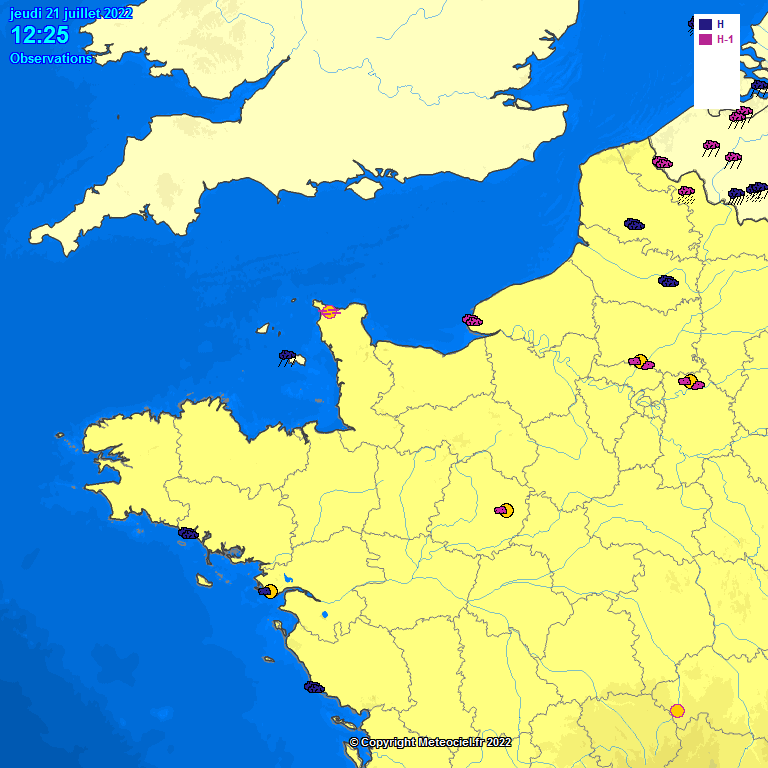 Meteociel observations m t o en temps r el en france for Meteociel carcassonne